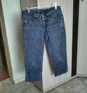 Бриджи-джинсы 42-44