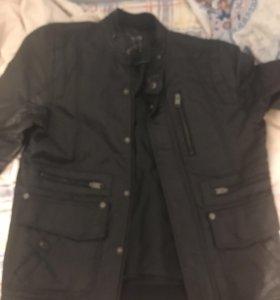 Продаю 2 кожаные куртки ZARA