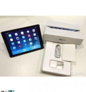 iPad Air black  возможно обмен