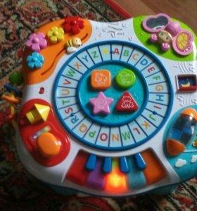 Музыкальный игровой столик