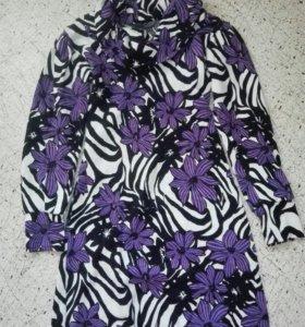 Платье теплое р 42- 44