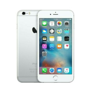 Новый iPhone 6 16Gb Silver (оригинал)