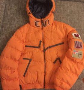 Куртка демисезонная 46