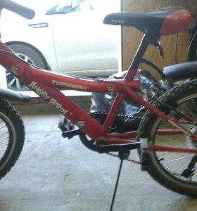 Велосипед скоростной Angry Birds