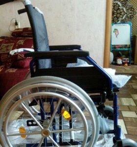 Кресло с ручным приводом
