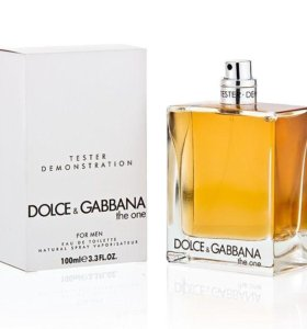 Dolce and Gabbana - The One For Men 100ml