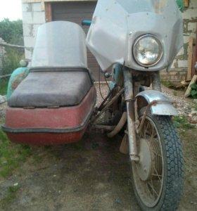 Мотоцикл ИЖ- ПЛАНЕТА 3