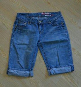 Шорты джинсовые 44-46
