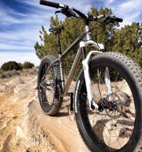 Фэтбайк, велосипед на толстых колесах