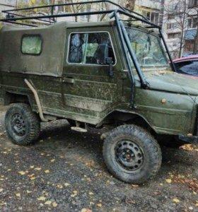 ЛуАЗ 969, 1993