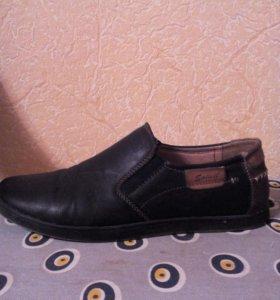 Туфли на подростка или мужчину
