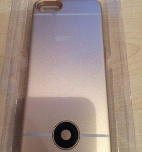 Чехол аккумулятор на iPhone 5/5s/se + ПОДАРОК