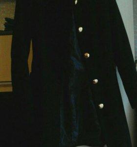 Пальто-кардиган