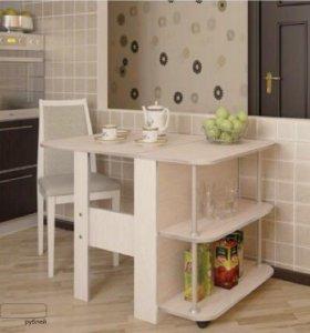 Кухонный Стол Бабочка