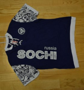 Футболка Sochi Russia