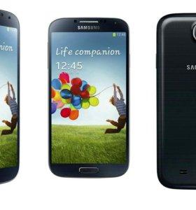 Новый Samsung Galaxy S4 Black 4G 16Gb