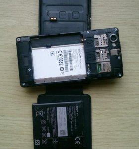 Телефон SONY XPERIA M Dual
