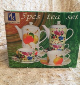 Чайный набор 5 предметов