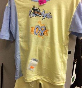 футболка + шорты комплект