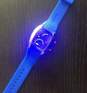 Часы Turbo светодиодные. 20118