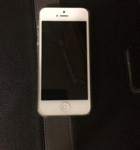 Продам iPhone 5 64g