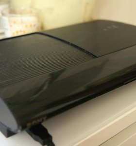 Sony ps3 slim 500gb