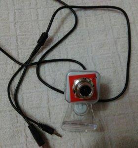 Камера на монитор