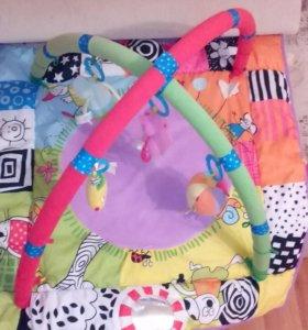 Развивающая игрушка коврик