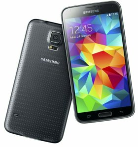 Новый Samsung Galaxy S5 Black 4G 16Gb
