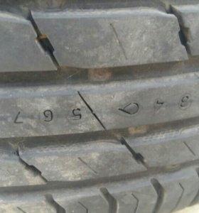 nokian 195/50 R-15 4 шт.
