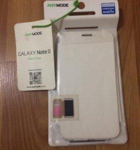 Чехол на Samsung galaxy note 2