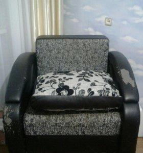 Продам кресло-кровать!