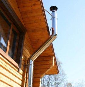 Вентканалы для вентиляции помещений