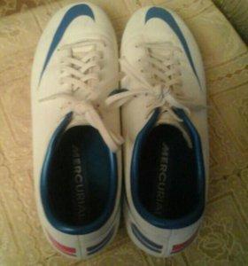 Бутцы Nike Mercurial