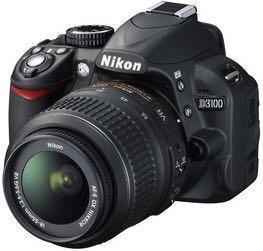 Фотоаппарат nikon 3100D