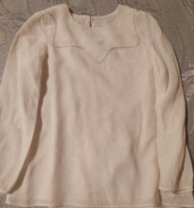 Блузка на девочку 6 лет
