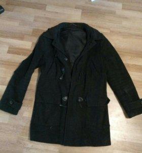 Пальто утепленое