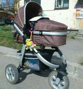 Детская прогулочная кольяска Sweet baby bair Rush.