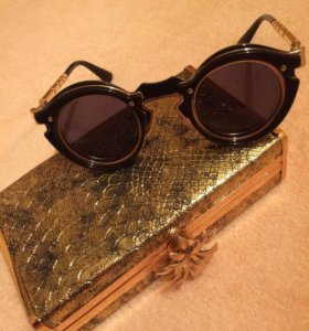 Солнечные очки винтажные!
