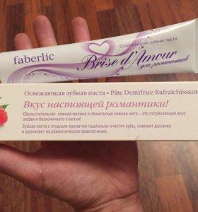 Освежающая зубная паста Фаберлик