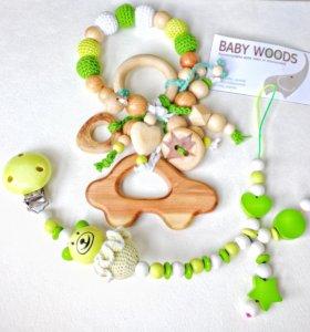 Комплект первые игрушки малыша