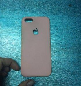 Чехольчик iPhone 5s
