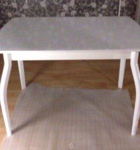 Новый раздвижной стол