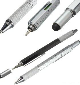 Ручка 6 в 1 (новая, цвета в наличии)