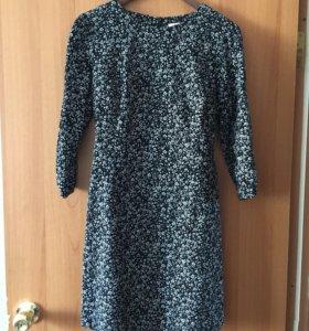 Новое вельветовое платье Koton 46 р-р,без этикетки