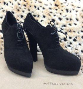 Bottega Veneta ботильоны женские