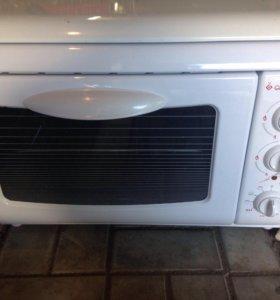 Плита, духовка