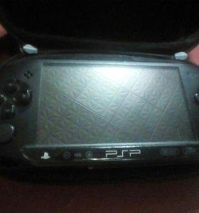 Игровая консоль Sony PSP