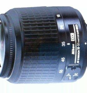 Объектив Nikon AF-S 18-55 mm f/3.5-5.6 G