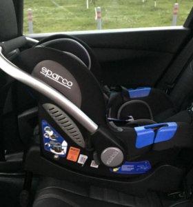Детское кресло Sparco f300k + Sparco F300iFIX